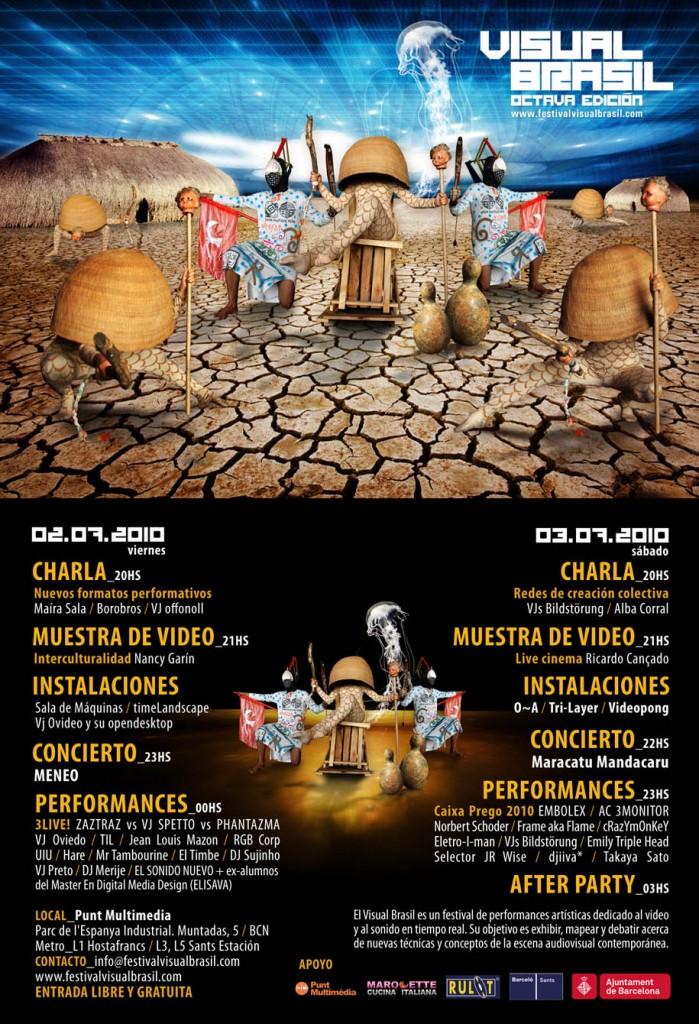 Flyer Visual Brasil