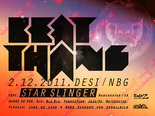 BEAT THANG feat. Star Slinger