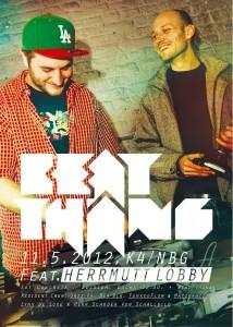 beatthang feat. Herrmutt Lobby